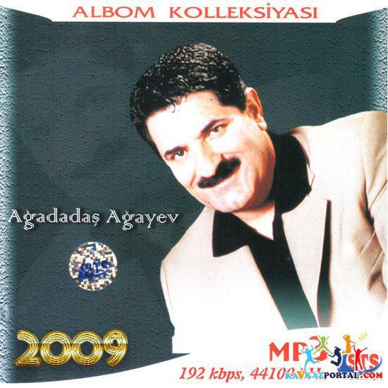 Agadadash Agayev Mp3 Collection 2009 Albomy Kavkaz Portal